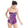 Vibrant Flowers (Swimsuit)
