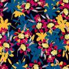 Retro Flowers (Original)