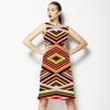Zig Zag Stripes (Dress)