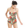 Floral Snake (Swimsuit)