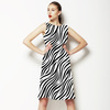 Zebra Pattern Design (Dress)