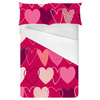 Love Hearts Stripe (Bed)