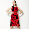 Red Flowers (Dress)
