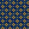 Blue and Golden Tiles (Original)