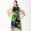 Palm Colourful (Dress)