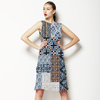 Geometric Patchwork (Dress)
