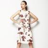 Retro Foliage (Dress)