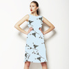 Seamless Buckwheat Pattern (Dress)