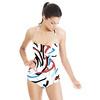 Abstract Art Strokes (Swimsuit)
