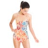 Indian Ethnic Embroidery (Swimsuit)