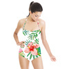 Tropical Flowers (Swimsuit)