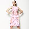 Pink Floral (Dress)