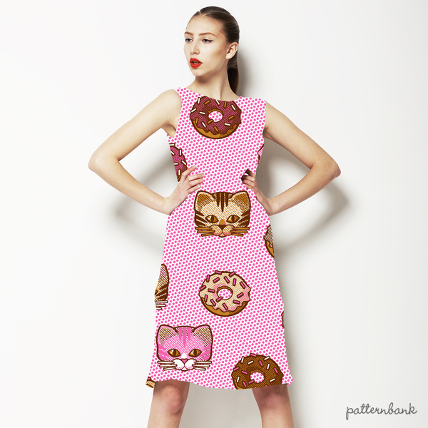 Doughnuts & Kawaii Cats
