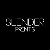 Slender prints