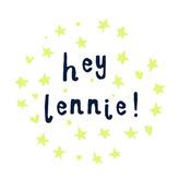 Hey Lennie Design