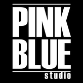 Pink Blue Art