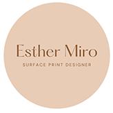 Esther Miro   Surface Pattern Design